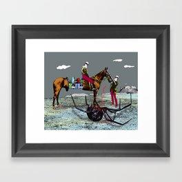 Arachnophobia Framed Art Print