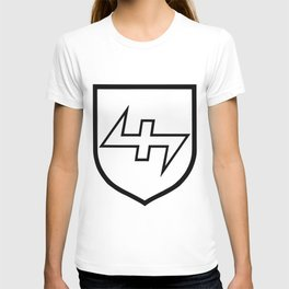 Martial Military Insignia Symbol T-shirt