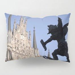 Battle (Marienplatz Detail) Pillow Sham