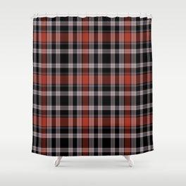 Plaid No. 17 Shower Curtain