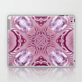 Purple Magnetism Laptop & iPad Skin