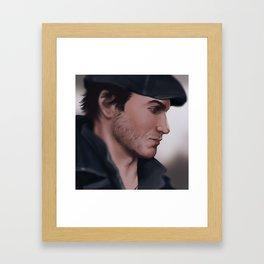 Jacob Frye Framed Art Print