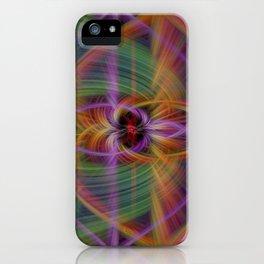 color torquent iPhone Case