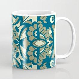 Laughing Faces_Sandy Beach Coffee Mug