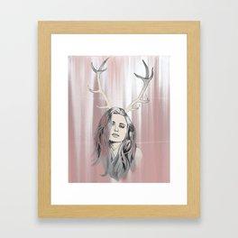Reign Framed Art Print