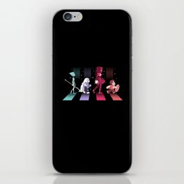 Crystal Road iPhone Skin