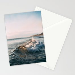 Beautiful Ocean Waves Stationery Cards