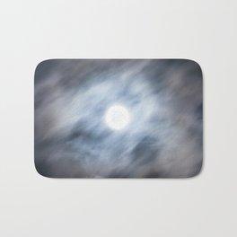 La Lune est Pleine Bath Mat