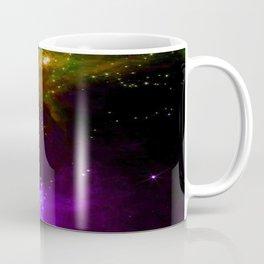 The Cosmos (purple and yellow) Coffee Mug