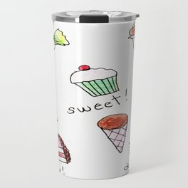 Savory Sweets Travel Mug