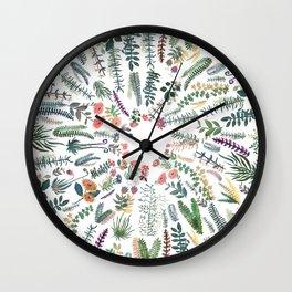 MY BEST GARDEN! Wall Clock