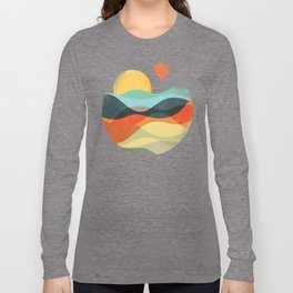 Let the world be your guide Long Sleeve T-shirt