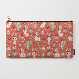 Cryptid Cuties: The Jackalope Carry-All Pouch