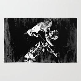 Ice Hockey Goalie Rug