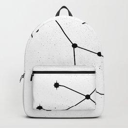 GEMINI (WHITE & BLACK) Backpack
