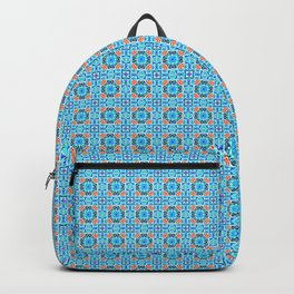 Jazz Print Pattern Backpack