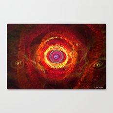 Eye of Desire Canvas Print