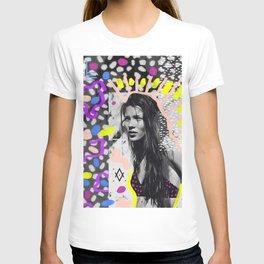 Kate Moss Tribal Far East T-shirt