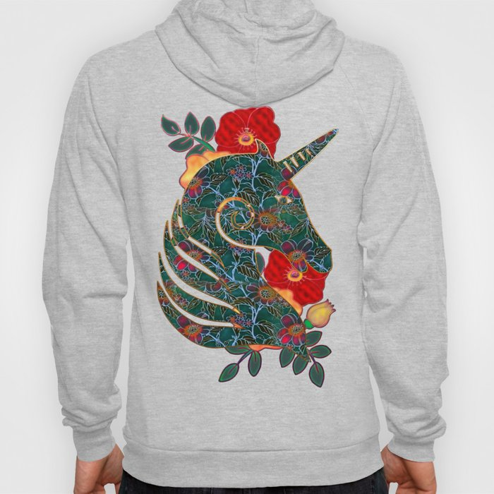 Unicorn Tapestry Hoody