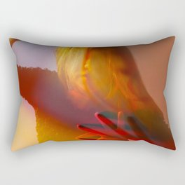 Mystery has it's own Mysteries Rectangular Pillow
