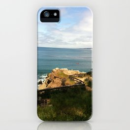 Rocky Peninsula iPhone Case