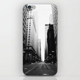 Chicago Street iPhone Skin
