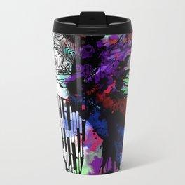 head splash Travel Mug