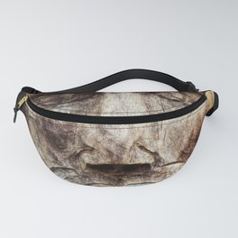 Wooden Stare Fanny Pack