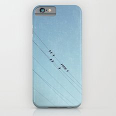 on a blue day Slim Case iPhone 6s