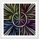 Pinwheel 15 by moylomartstudio