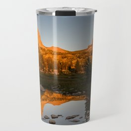 Alaska Basin Sunset Travel Mug
