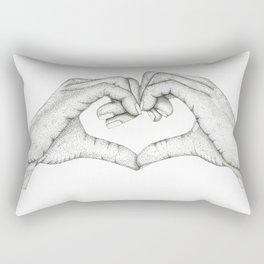 Love... Rectangular Pillow