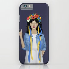 Jean Jacket Ukrainian Slim Case iPhone 6s
