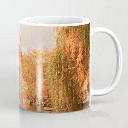 Central Park New York City Autumn Coffee Mug