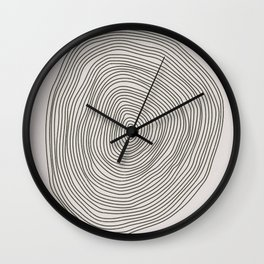 Earth Collection - Light Loop Wall Clock