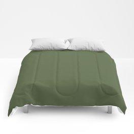 Bearded Iris Lady of Leoness ~ Crocodile Green Comforters