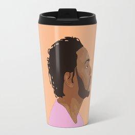 Kendrick Lamar, Salmon Travel Mug