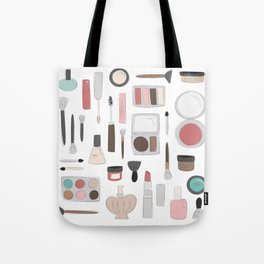 Let's Makeup Tote Bag