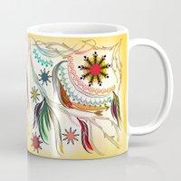 bohemian Mugs featuring Bohemian  by famenxt
