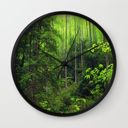 Forest Hill Wall Clock
