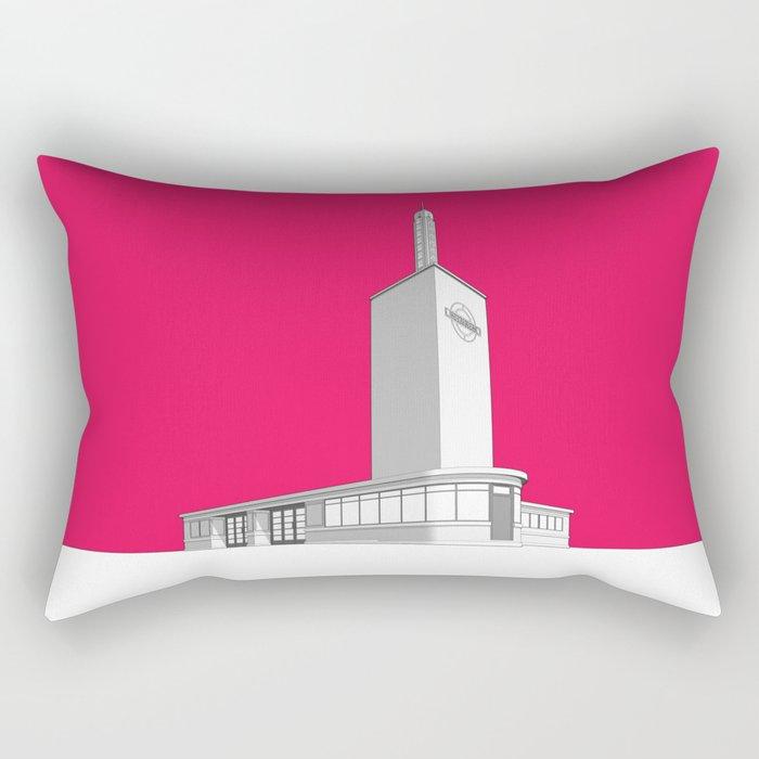 Osterley station Rectangular Pillow