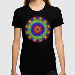Color Patchwork T-shirt