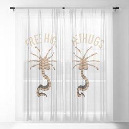 Alien Sheer Curtain