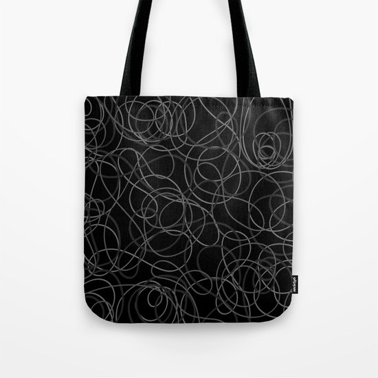Time is elastic Tote Bag