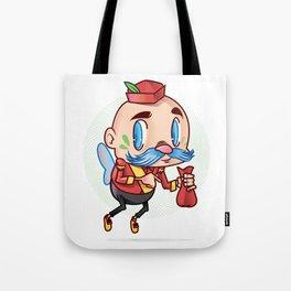 Jelly Bean Fairy Tote Bag