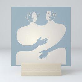 Hug Mini Art Print
