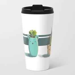 Suculentas Travel Mug