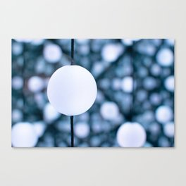 Glowy ball thing Canvas Print