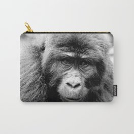 Silver back Gorilla Carry-All Pouch