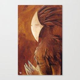 Autumn spirit Canvas Print